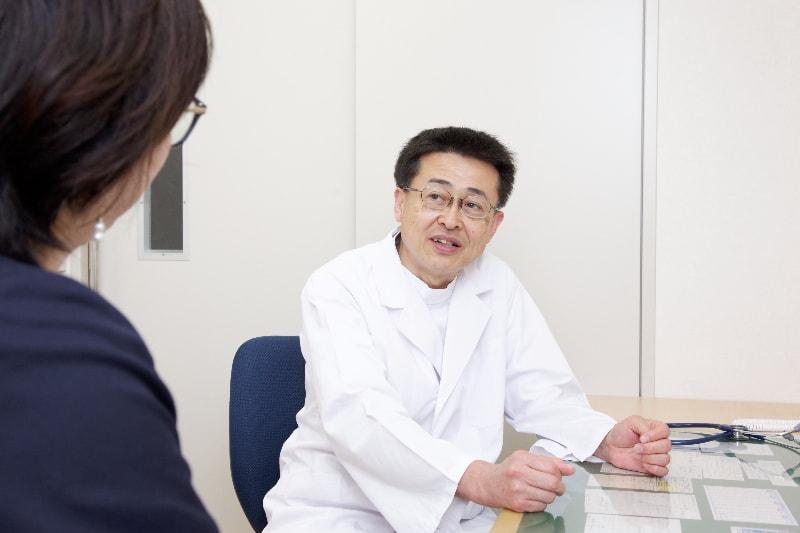 紹介先の病院も複数ございます。症状に合わせて適切な治療を行っています